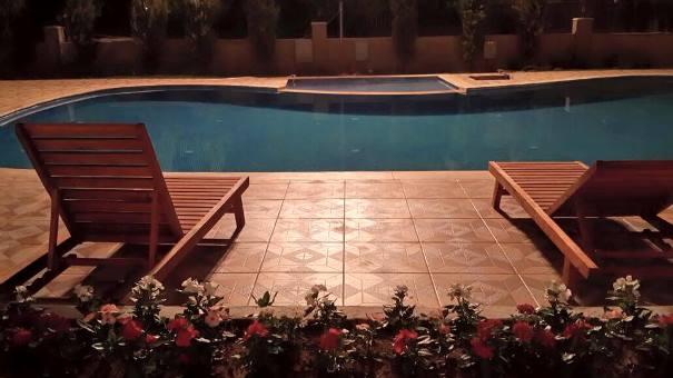 Svømmebasseng Leilighet i Belek, Tyrkia, til salgs/leie av Din Golf Reise