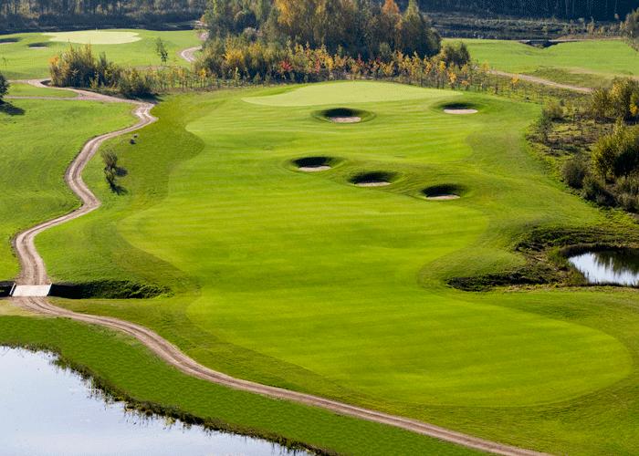 Golfbane Vilnius
