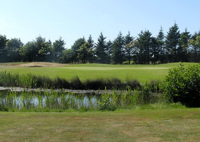 Blokhus Danmark –golfbane, Din Golf Reise