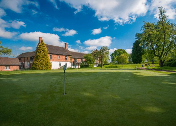 Cottesmore Hotel, Golfturer med Din Golf Reise