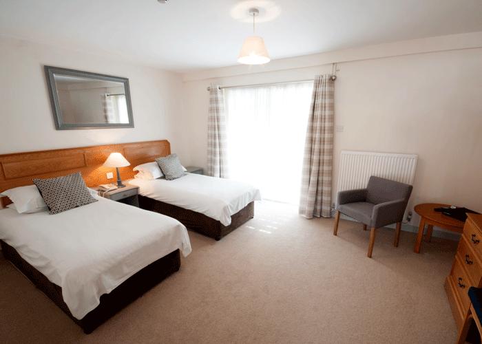 Hotellrom, Cottesmore Hotel, Golfturer med Din Golf Reise