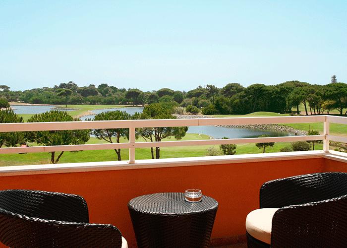 Hotel Quinta da Marinha Resort utsikt