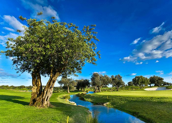 Golfbane Robinson Club Quinta da Ria