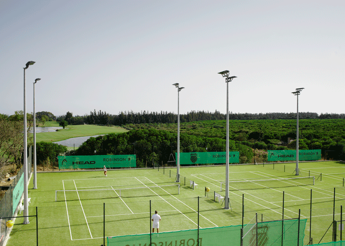 Tennisbane Robinson Club Quinta da Ria