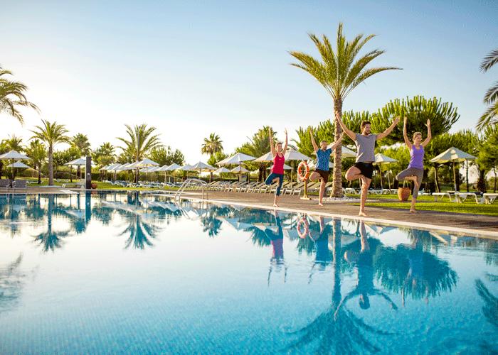 Yoga Robinson Club Quinta da Ria