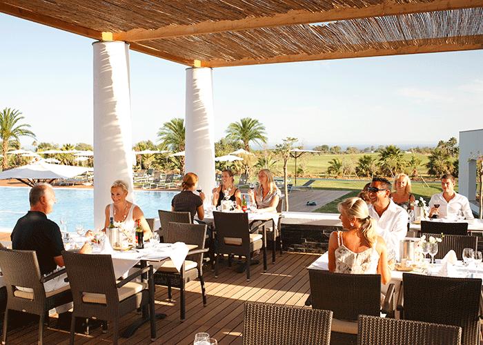 Restaurant Robinson Club Quinta da Ria