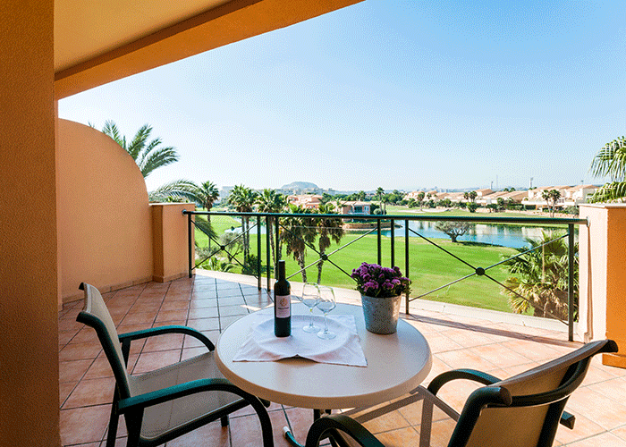 Utsikt, Hotel Alicante