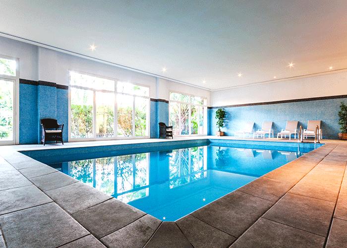 Svømmebasseng, Hotel Alicante