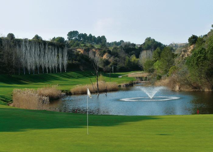 Din Golfreise destinasjon: Hotel Barcelona Golf – golfbane