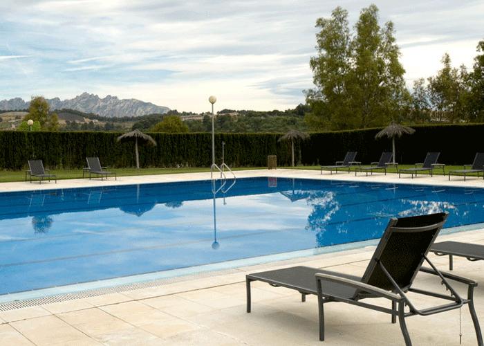 Din Golfreise destinasjon: Hotel Barcelona Golf – svømmebasseng