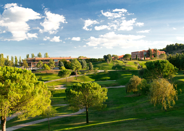 Din Golfreise destinasjon: Hotel Barcelona Golf – golfbaner