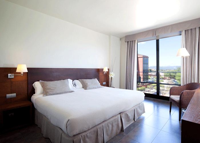 Din Golfreise destinasjon: Hotel Barcelona Golf – hotellrom