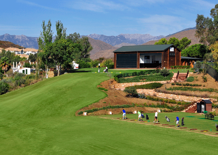 Din Golfreise destinasjon: Hotel La Cala i Malaga - golfbane