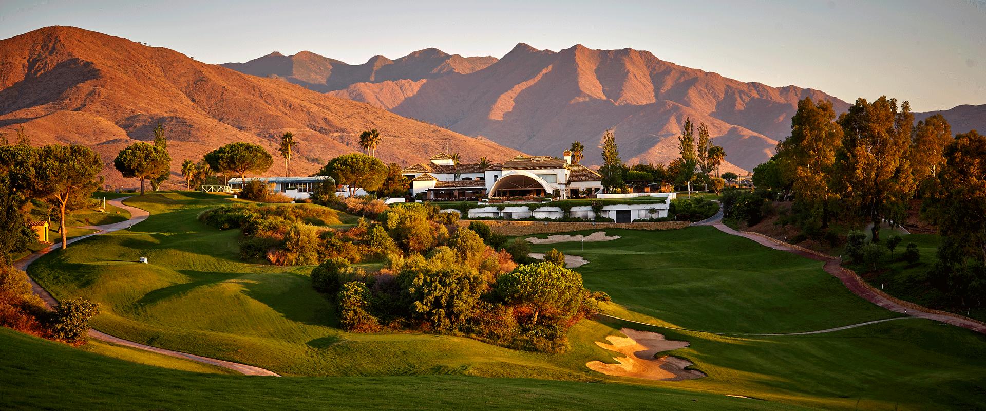 Din Golfreise destinasjon Hotel La Cala Malaga, Spania