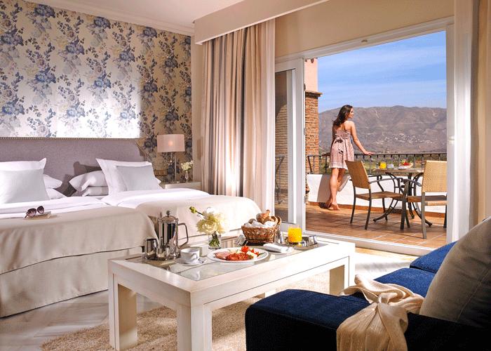 Din Golfreise destinasjon: Hotel La Cala i Malaga - hotellrom
