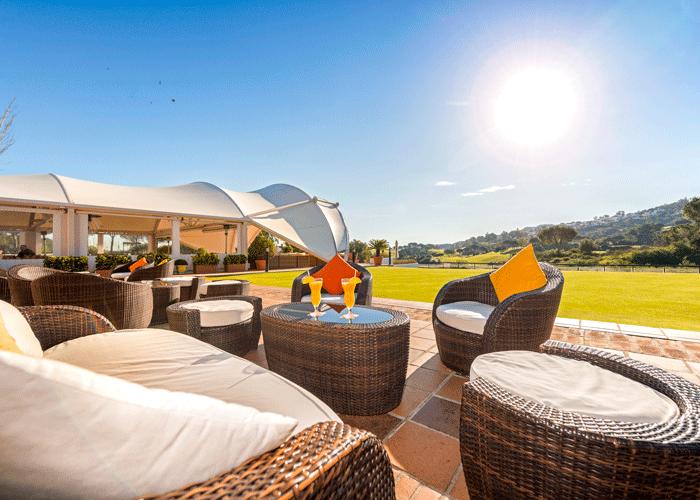Din Golfreise destinasjon: Hotel La Cala i Malaga - ute