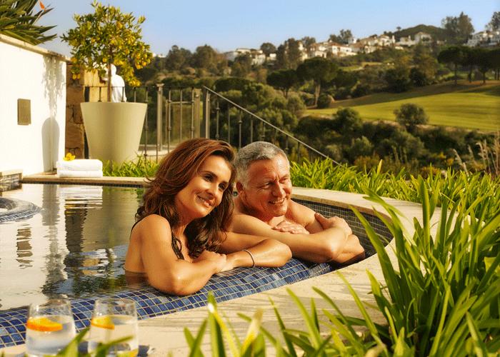 Din Golfreise destinasjon: Hotel La Cala i Malaga - spa