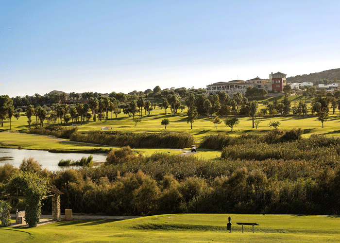 Din_Golfreise_Hotel_La_Finca_Alicante_Spain_hotell_exterior_golfbane2