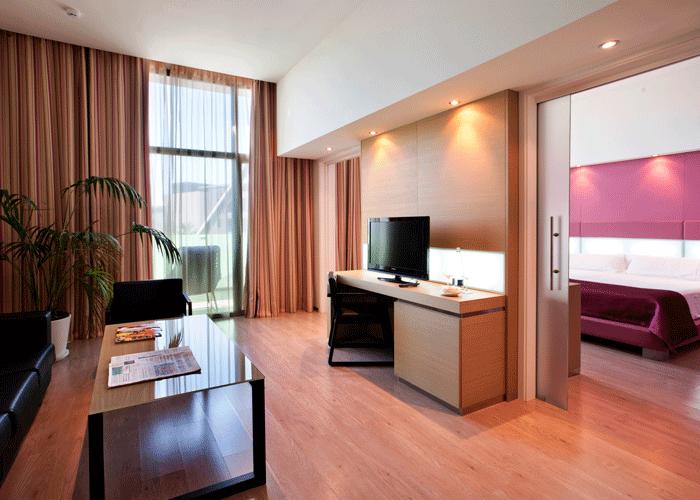 Din_Golfreise_Hotel_La_Finca_Alicante_Spain_hotellrom_dorm