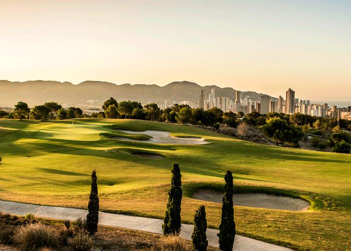 Din Golfreise destinasjon: Hotel Melia Villaitana, Benidorm, Alicante – golfbane
