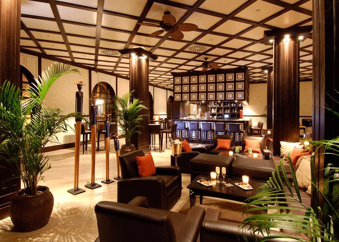Din Golfreise destinasjon: Hotel Melia Villaitana, Benidorm, Alicante – restaurant