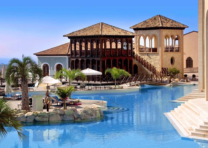 Din Golfreise destinasjon: Hotel Melia Villaitana, Benidorm, Alicante –basseng