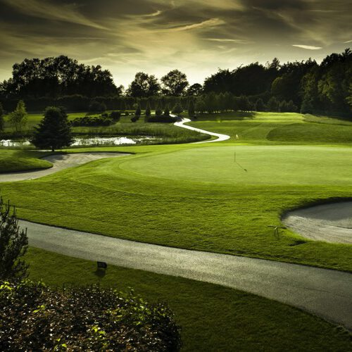 Sierra golfbane