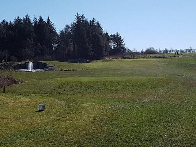 Jæren Golfklubb. Hull 2