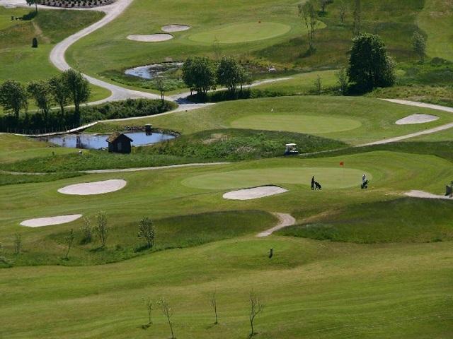 Sandnes Golfklubb Bærheim
