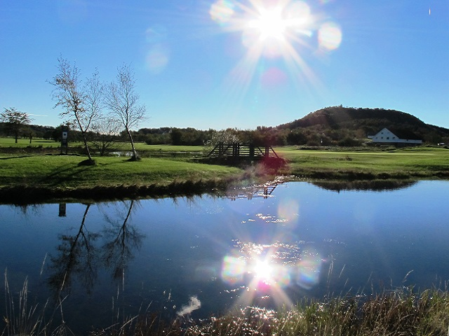 Sola Golfklubb Forus hull 5