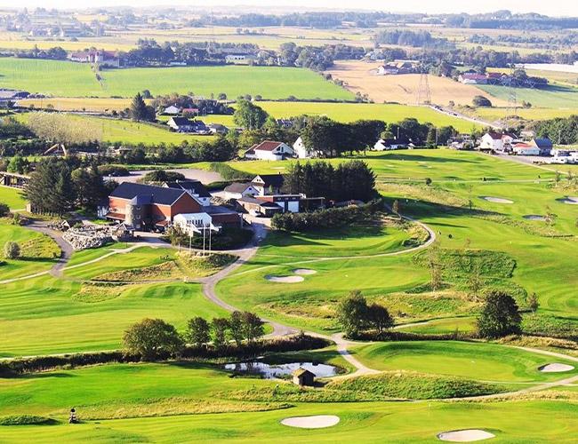 sandnes golfklubb